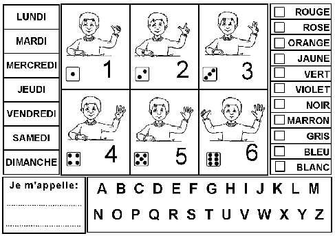 Affiches Numeration Sous Main Date Fiches Techniques